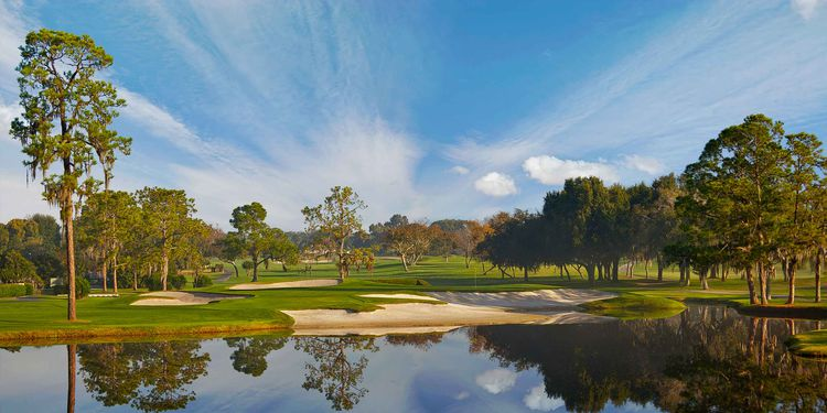 Bay hill club and lodge the picture