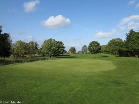 Longford Golf Club Cover Picture