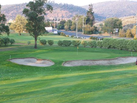 New Town Bay Golf Club Cover Picture