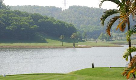 Overview of golf course named Chi Linh Star Golf and Country Club