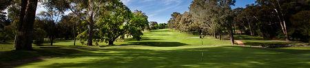 Oatlands Golf Club Cover Picture