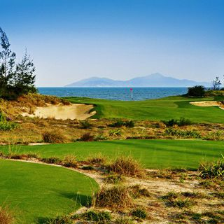 Danang golf club cover picture