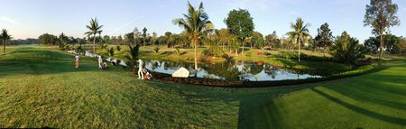 Overview of golf course named Vietnam Golf and Country Club