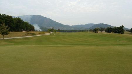 Overview of golf course named Hanoi Golf Club