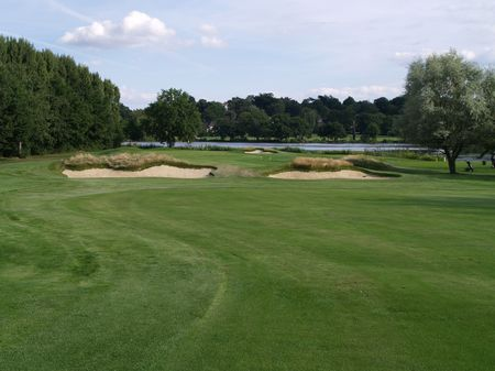 Richmond Golf Club Cover