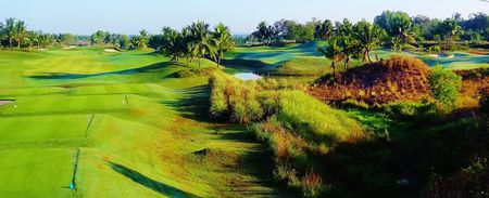 Overview of golf course named Royal Island Golf and Villas