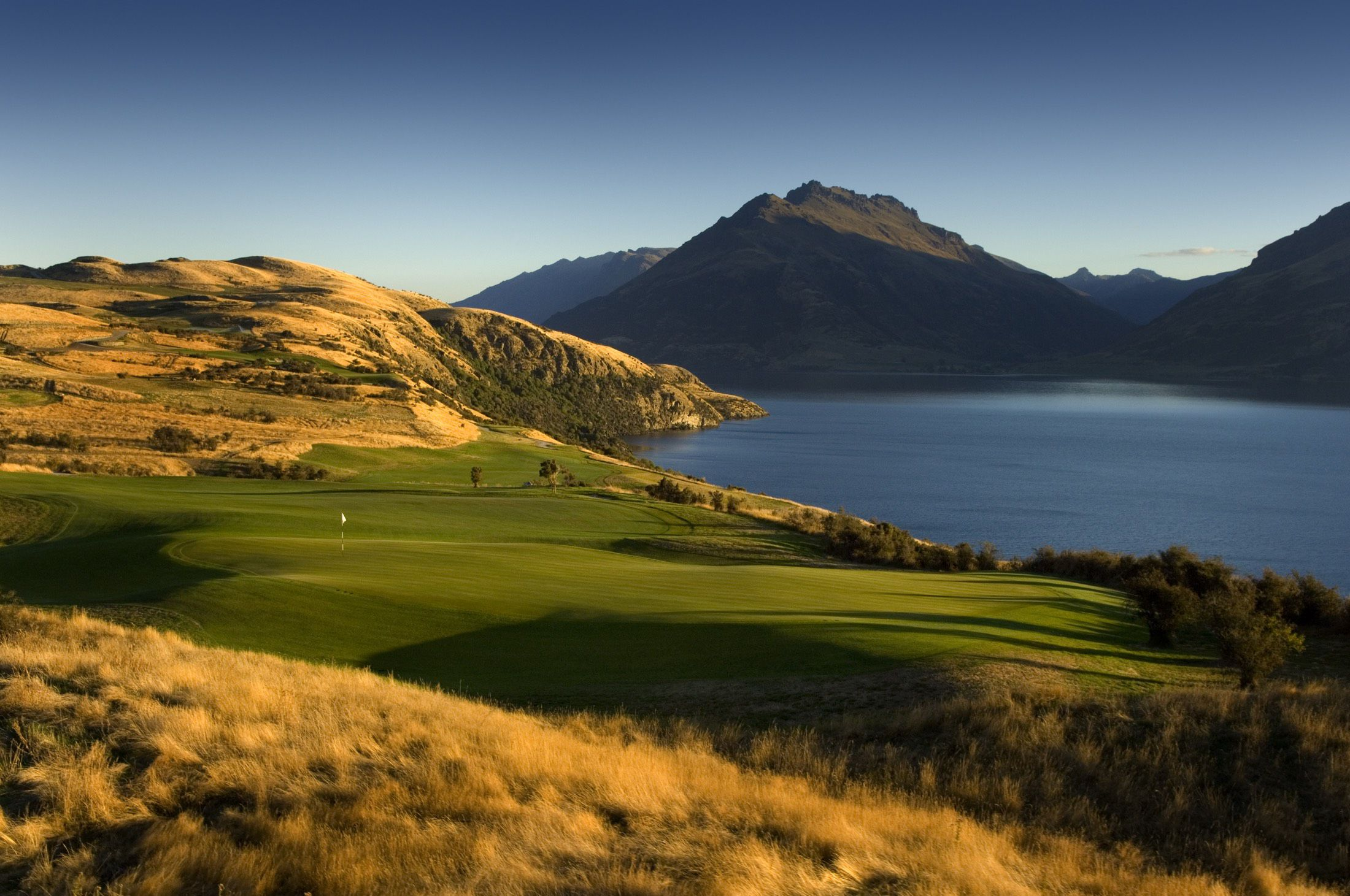 Jack s point golf course cover picture