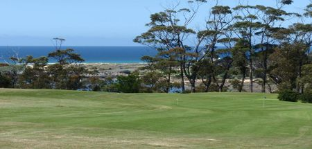 Scamander River Golf Club Cover Picture