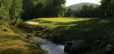 Limestone Springs Golf Club Cover Picture