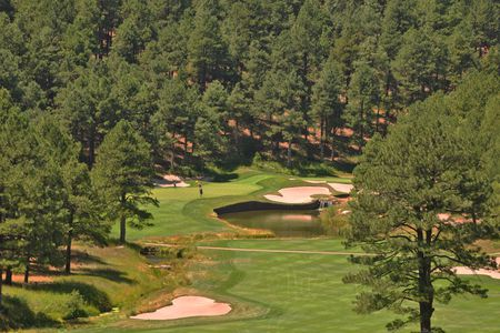 Forest highlands golf club cover picture