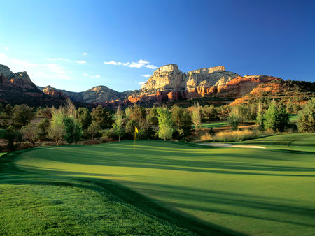 Overview of golf course named Seven Canyons - Four Seasons Golf Course