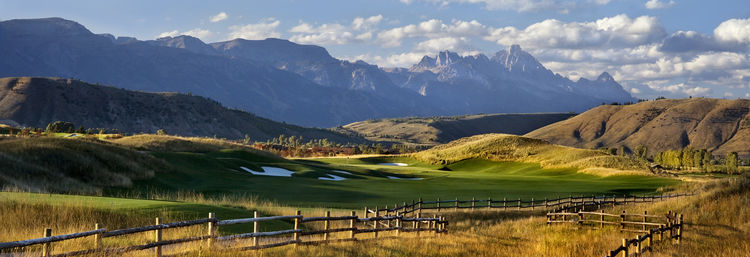creek ranch golf club cover picture