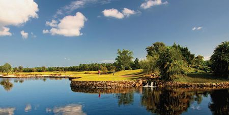 Overview of golf course named Hammock Beach Resort - The Ocean