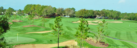 Overview of golf course named Southern Dunes Golf & Country Club
