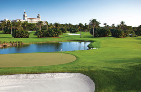 The Breakers - Ocean Course Cover Picture
