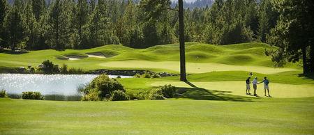 Prospector Golf Course at Suncadia Cover