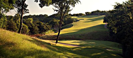 Dallas National Golf Club Cover Picture