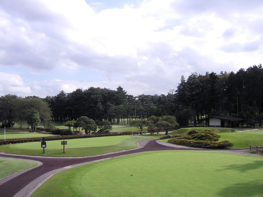 Overview of golf course named Chiba Country Club
