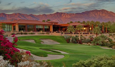 Overview of golf course named Desert Willow Golf Resort