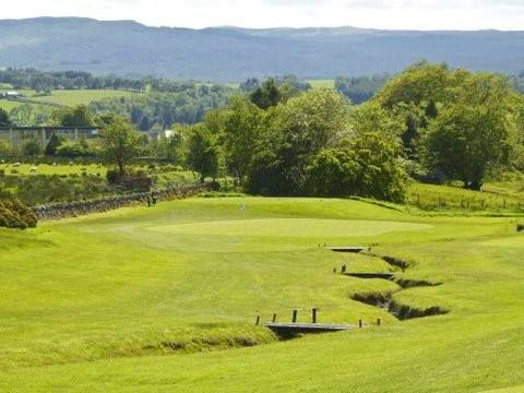 Balfron golf club cover picture