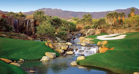 Overview of golf course named Bighorn Golf Club - The Canyons
