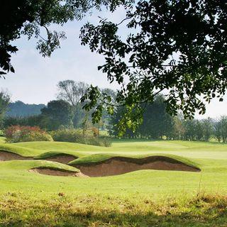 Adlington golf centre cover picture
