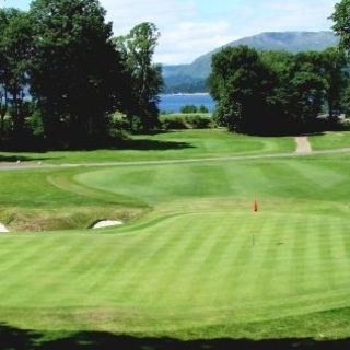 Ballachulish house golf course cover picture