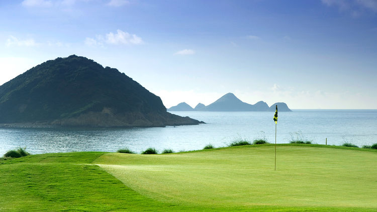 Clearwater bay golf club cover picture