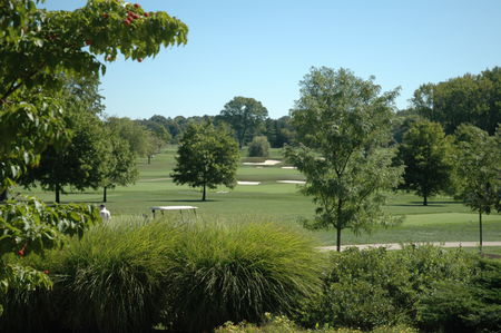 Overview of golf course named Wilmington Country Club