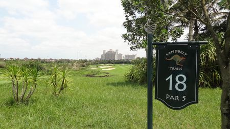 The Sandbelt Trails at Mission Hills Haikou Cover Picture