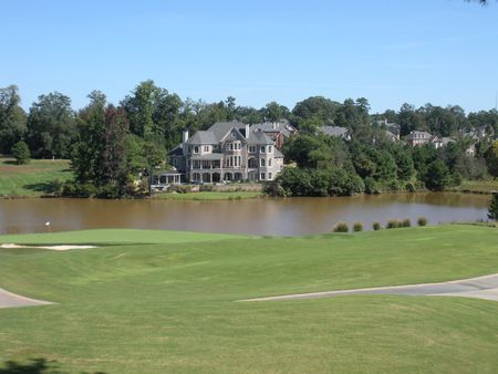 Overview of golf course named Tpc Sugarloaf