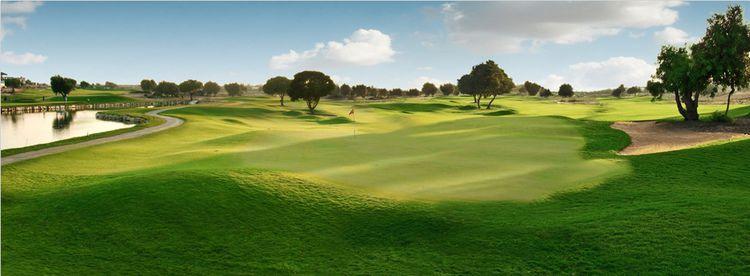 Caesarea golf club cover picture