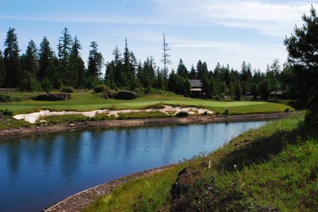 Overview of golf course named Gozzer Ranch Golf and Lake Club