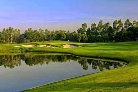 Faldo course at mission hills shenzhen cover picture