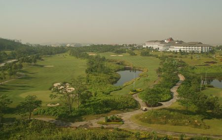 Els course at mission hills shenzhen cover picture