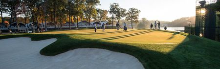 Medinah country club cover picture