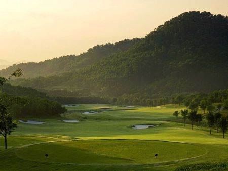 Leadbetter course at mission hills dongguan cover picture