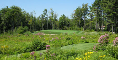 Overview of golf course named Baker Hill Golf Club
