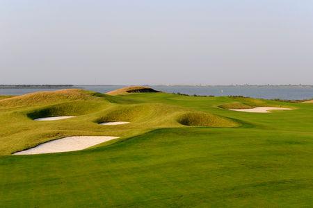 Shanghai Agile Binhai Golf Club Cover Picture