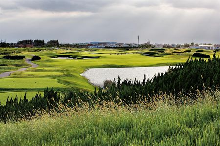 Overview of golf course named Shanghai Links Golf and Country Club