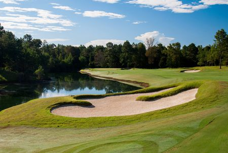 Fallen Oak Golf Course Cover Picture