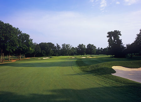 Overview of golf course named Bellerive Country Club