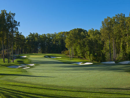 Caves valley golf club cover picture