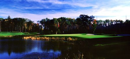 Black lake golf club cover picture