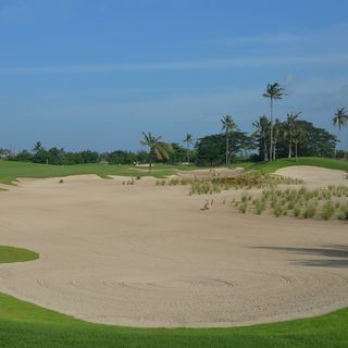Bali national golf club cover picture