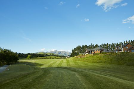 Overview of golf course named Terrace Downs High Country Resort and Golf Club