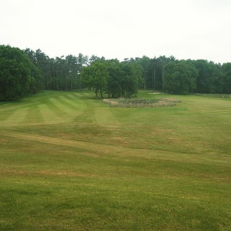 Overview of golf course named Club Zur Vahr Bremen, Platz Garlstedter Heide