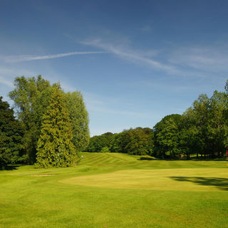 Belvoir park golf club cover picture