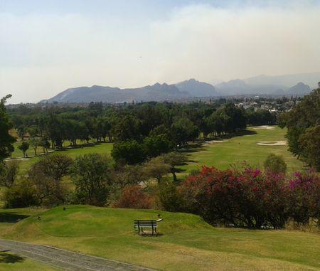 Overview of golf course named Campestre Lomas de Cocoyoc Golf Club