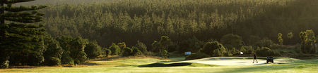 Overview of golf course named Muriwai Golf Club